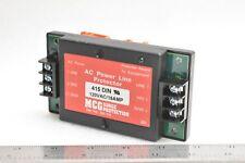 Mcg Surg Protection Ac Power Line Protector 415 Din 120Vac/15Amp