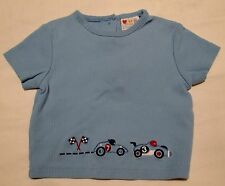 Lovespun Brand race car top size 3-6 months Euc