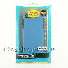 OtterBox SYMMETRY Hard Snap Case for iPhone 6 Plus iPhone 6s Plus Deep Blue/Gray