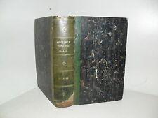Annales de la Propagation de la Foi 1852, Île d'Hai-Nan, Chine, Mandchourie...