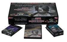 Criss Angel Mind Freak Platinum Magic Kit + Penetration Pen + Money Printer NEW
