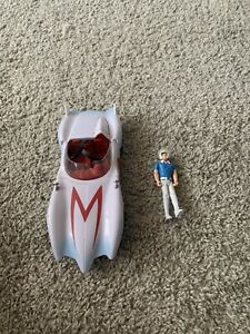 Speed Racer Mach 5 Car and Figure