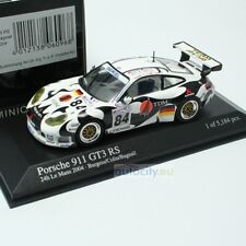 MINICHAMPS PORSCHE 911 GT3 RS TEAM SEIKEL MOTORSPORT 24H LE MANS BURGE 400046984