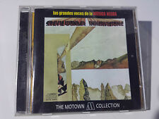 "STEVIE WONDER ""INNERVISIONS"" SPANISH CD FROM ""THE MOTOWN COLLECTION"""