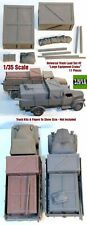 1/35 Scale resin kit Universal / Generic Truckload (Large Equipment Crates) #2