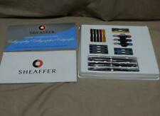 Sheafer Classic Calligraphy Kit - Pens, Ink and Instructions - Sh73404