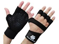 Fit Active Sports RX1 Weight Lifting Gloves for Workout, Gym, Cross Training