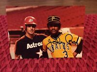 MLB Pittsburgh Pirates Autographed Johnny Ray Photo!