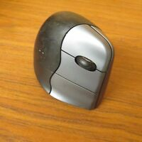 + Evoluent VerticalMouse 3 Wireless Mouse No Receiver or battery lid