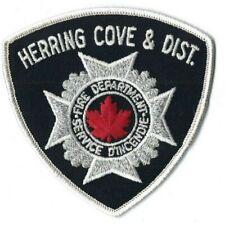 Herring Cove & Dist. Ns Nova Scotia Canada Fire Dept. Service D'Incendie patch
