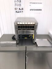 More details for buffalo toaster. conveyor toaster. grill