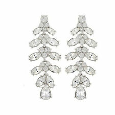 inspired Drop Chandelier Party Earrings 925 Sterling Silver Marilyn Monroe
