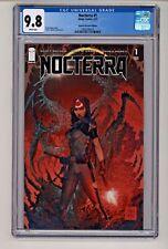 Nocterra #1 Glow in the Dark Variant CGC 9.8