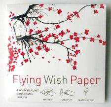 FLYING WISH PAPER Cherry Blossom Design Sale Lowest Price