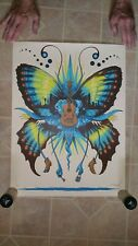 Eddie Vedder-US Tour Poster-2011 ?-Jeff Soto-Signed and Numbered