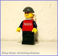 Lego Figur City (cty066) Figur mit Sonnenbrille & Rucksack - Minifig - NEU / NEW