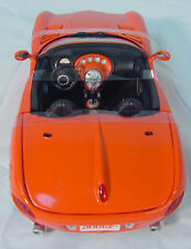 1997 DODGE Concept Car COPPERHEAD~ ANSON~1/18 Scale Die-Cast Car~Displays Great