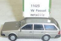 VW Passat Bj 1981 silber  metallic IMU/EUROMODELL 11023 H0 1:87 OVP #3# GA 5 å