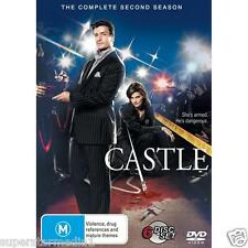 Castle Season 2 : NEW DVD