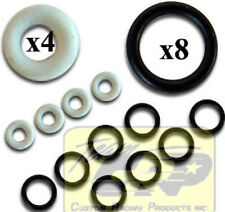 O-RING KIT 12pcs  Tamiya Frog 58041 58354 Subaru Brat 58038 58384  Team CRP 9112