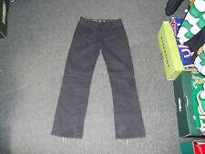 "Next 39830-H Boys 11/12 Yrs Jeans Waist 28"" Leg 27"" Black Faded Boys Jeans"