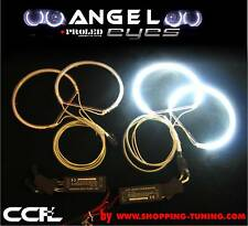 KIT ANGEL EYES FEUX JOUR CCFL XENON UNIVERSEL AUTO MOTO A LED sans ballast