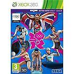 London 2012 Xbox 360 and Kinect Olympics UK PAL **FREE UK POSTAGE**