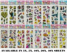 Unbranded Cartoons Stamps & Stickers