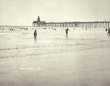 """SEAL BEACH Joy Zone JEWEL CITY CAFE Photo Print 1605 11/"""" x 14/"""""""