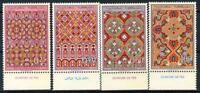 Marokko 1968 Mi. 624-627 Postfrisch 100% Kunsthandwerk Handwerker