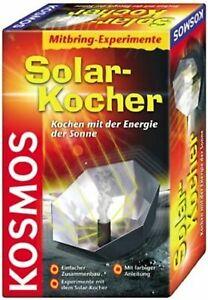 Solarkocher KOSMOS Mitbringexp. Solarkoche