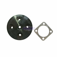 Black Cylinder Head Cover Modified Parts Fit 80cc 2-Stroke Motorized Bicycle
