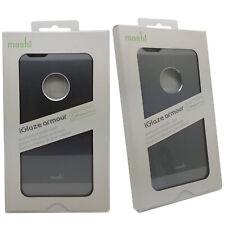 MOSHI iGlaze Armour Premium Metallic Gunmetal Grey Case For iPhone 6/ 6s/ 7 PLUS