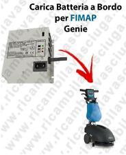 Caricabatteria a Bordo per lavapavimenti FIMAP Genie