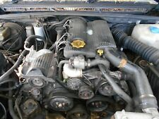 LAND ROVER 300 TDI ENGINE COMPLETE 141K ON THE BUTTON NO SMOKE NO ISSUES