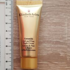 Elizabeth Arden Ceramide Lift and Firm Night Cream 15ml & Tube *CHOOSE QUANTITY*