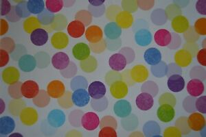 'Happy Birthday' Gift wrapping paper - female, girl - Assorted designs & tags