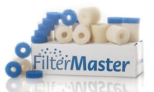 Filtermaster BigPack Set 1, Für EHEIM Filter 2208-2212, Aquaball 60-180. Inh...