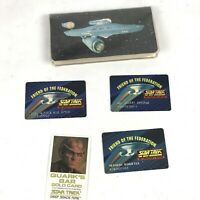 Vintage STAR TREK TNG Friend of the Federation Membership Cards with extras