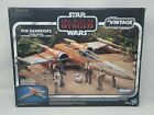 Star Wars THE RISE OF SKY WALKER POE DAMERON'S X-WING FIGHTER Vintage Collection
