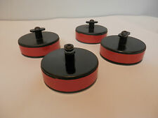 Corvette C5 - C6 - C7 set of 4 lift pads/jack pads.  Choice of color.