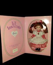 """Vintage Effanbee Li'l Innocents 9"""" Doll, 2815 Mary Sue NEW Nib! Hard To Find"""