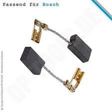 SPAZZOLE CARBONE Spazzole motore per Bosch GBH 4 DSC 5x10mm 1617014124