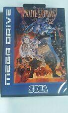Megadrive Genesis Prince of Persia 2 région Coffret Jeu panier 1 Derniers Gauche