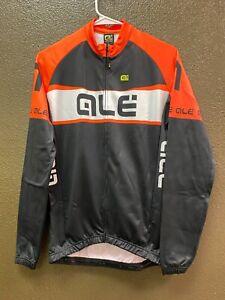 Alé Cycling Excel Weddell Long Sleeve Jersey - Men's Medium