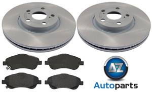 For Toyota - Avensis T25 2003-2008 Front 277mm Brake Discs and Pads Set