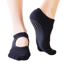 Women's No-slip Yoga Socks with Silicone Dot Grippy Pilates For Barre