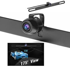 Hidden License Plate Backup Camera, Upgraded Rear View Camera With 2 Install