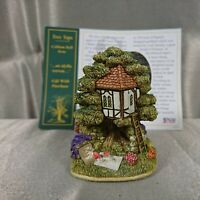 Lilliput Lane Tree Tops L2699 with Deed 2003
