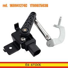 Sensor De Nivel De Faro Para Audi A6 Vw Golf Jetta Touran 1K0941274C 1T0907503B
